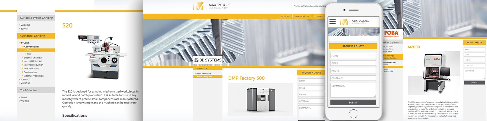 Marcus Machinery