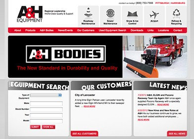 A&H Equipment