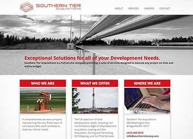 Southern Tier Aquisitions